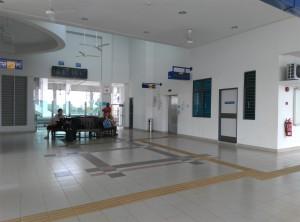 Вокзал Butterworth